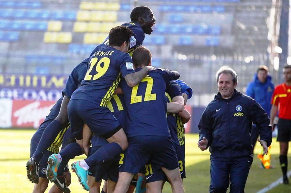 Αστέρας Τρίπολης - Λεβαδειακός 1-0: Τα Highlights της Nοva