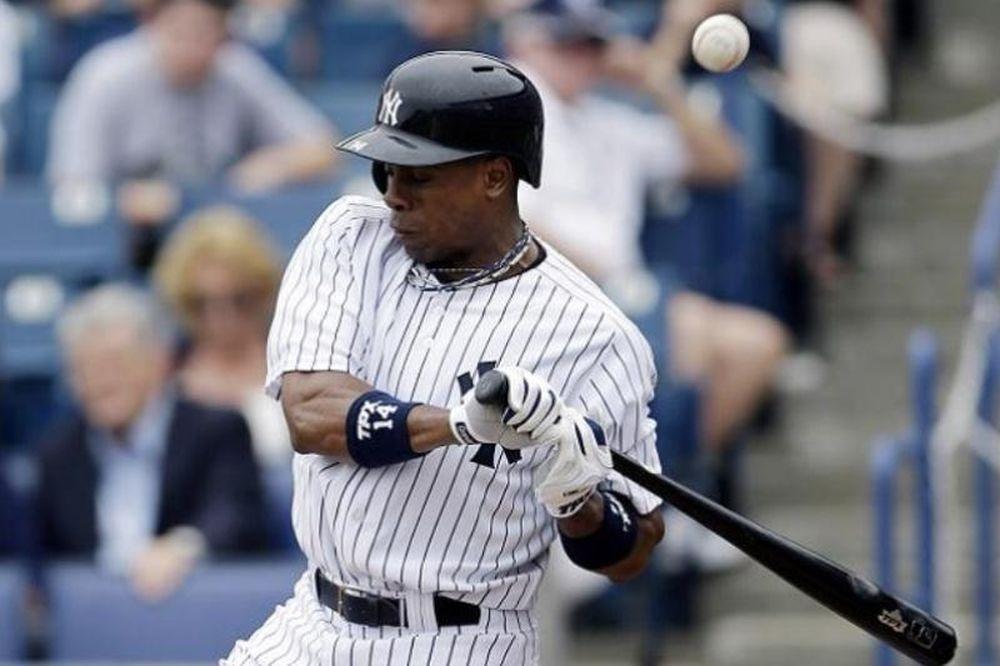 MLB: Δέκα εβδομάδες έξω ο Granderson των Γιάνκις (video)
