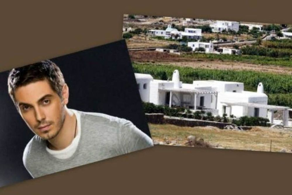 Μιχάλης Χατζηγιάννης: Έβαλε πωλητήριο στις μεζονέτες της Πάρου!