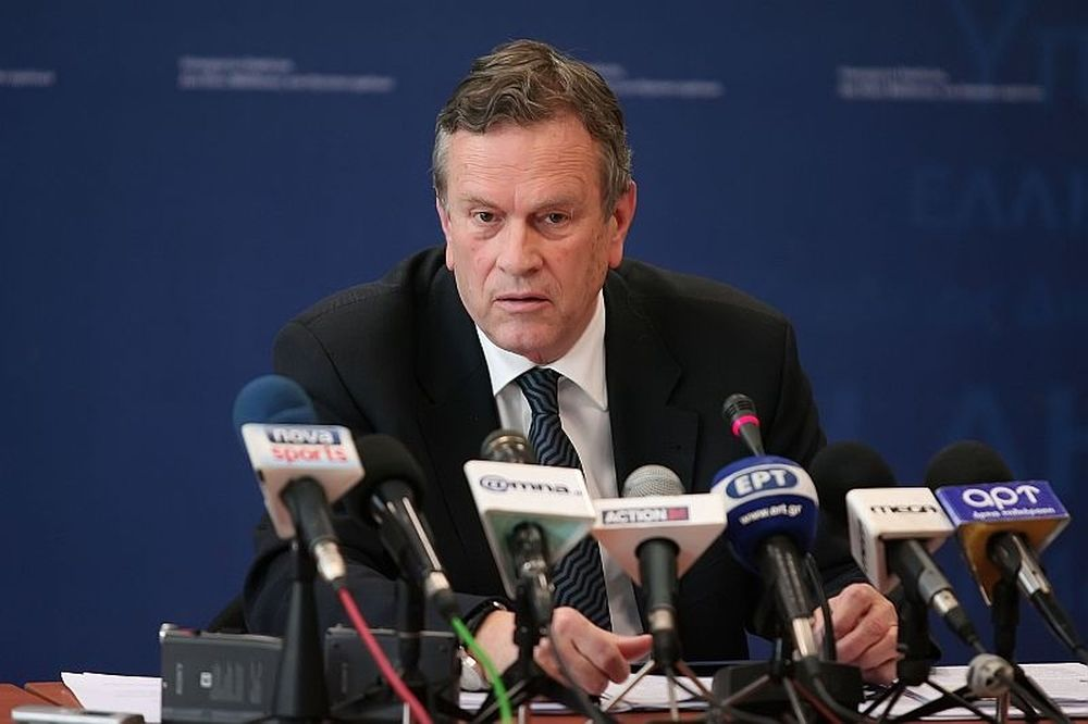 Ιωαννίδης: «Θα προστεθούν 11 εκατ. ευρώ για τον αθλητισμό»