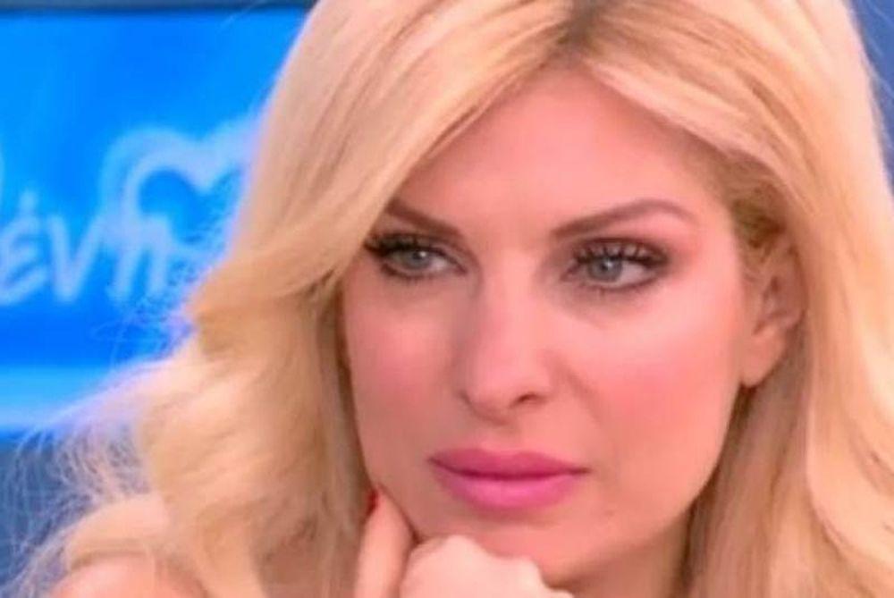 Γιατί βούρκωσε η Ελένη Μενεγάκη στην εκπομπή;
