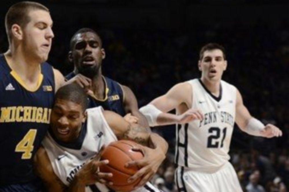 NCAA: Ήττα-σοκ για Μίσιγκαν (videos)