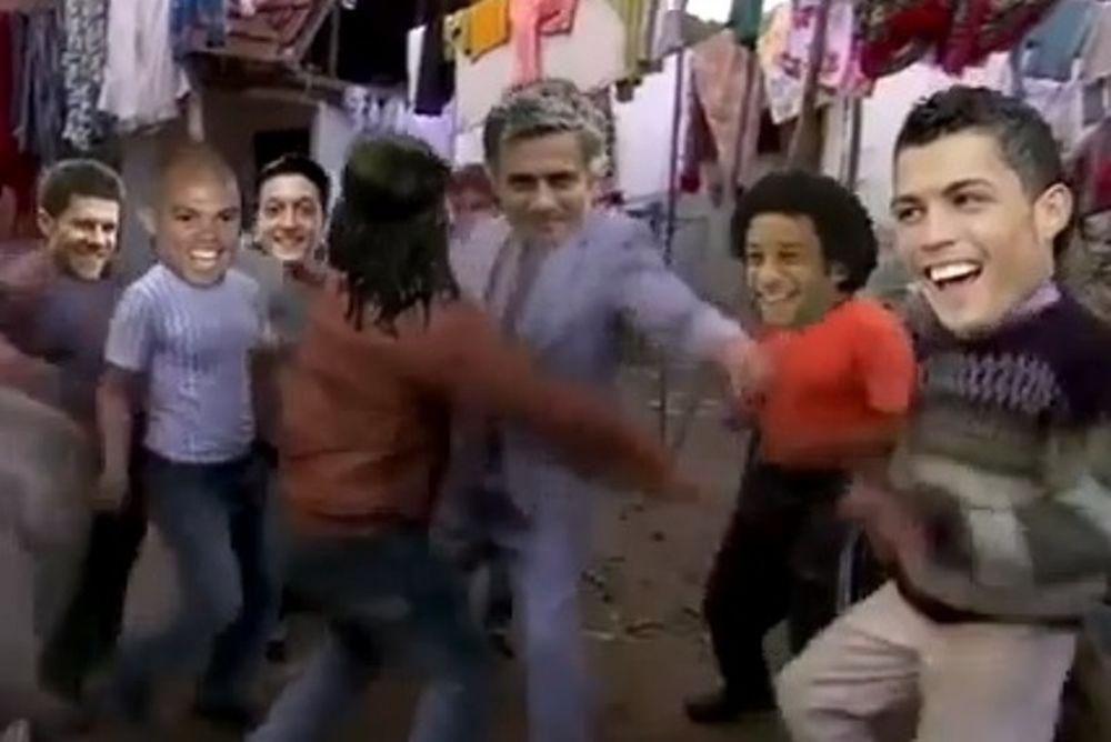 Ρεάλ Μαδρίτης: Το... Harlem Shake μετά την Μπαρτσελόνα! (video)