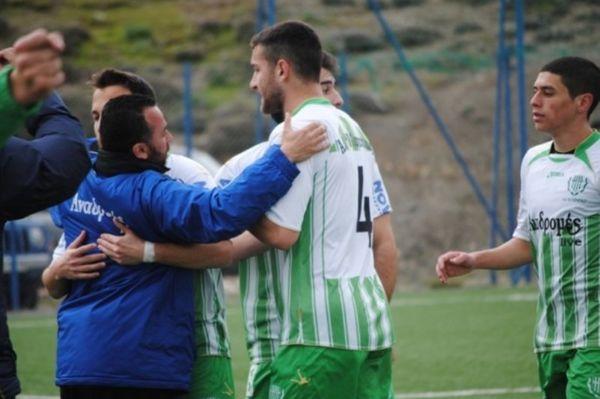 Πατούχας-Γιούχτας 0-3