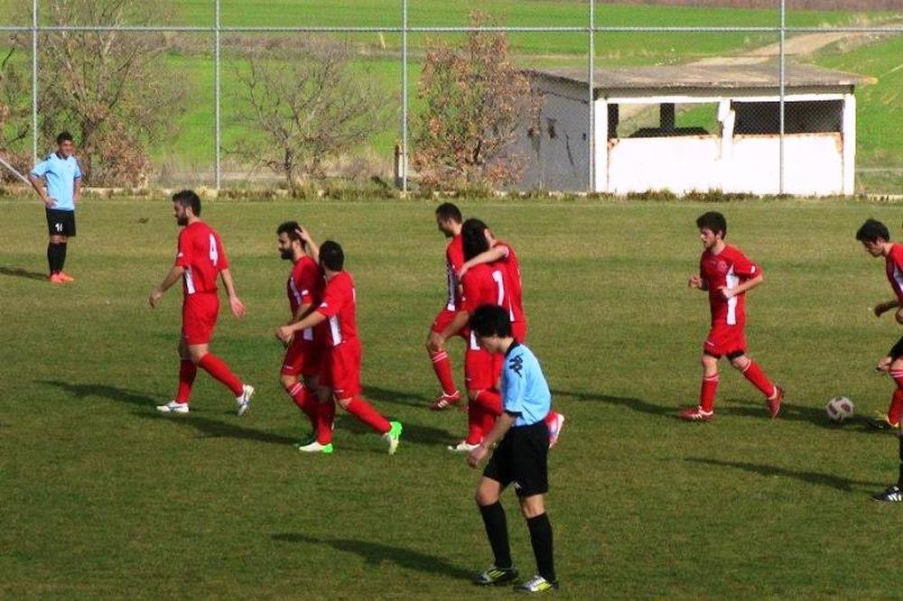 Γρεβενά Αεράτα-Κοζάνη 0-2