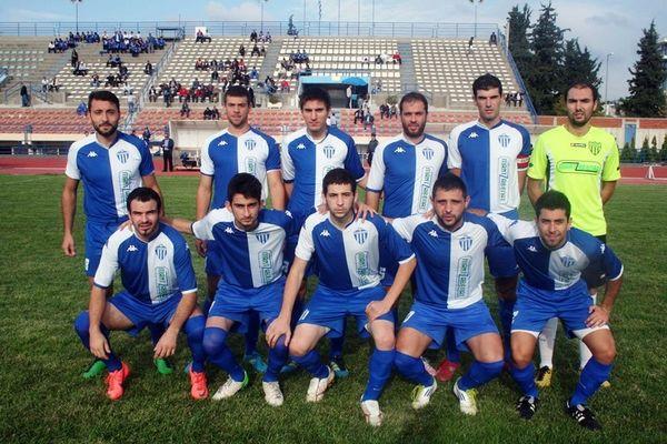 Εθνικός Νέου Αγιονερίου-Εθνικός Μαλγάρων 1-2