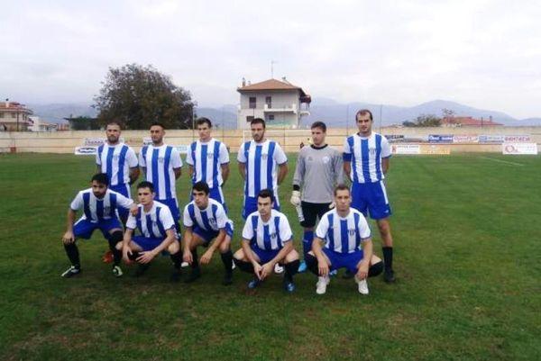 ΑΟ Καρδίτσας-Ανδρούτσος Γραβιάς 1-0