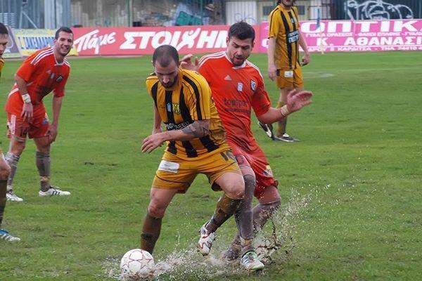 Αιγινιακός: Διπλό… ανόδου, 1-0 τον Τηλυκράτη