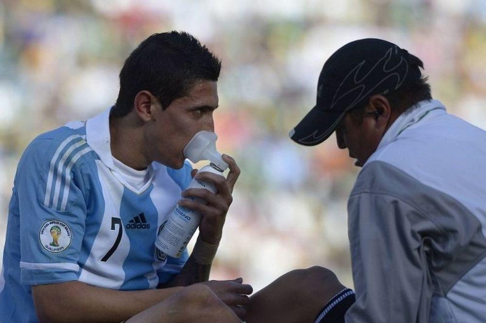 «Έσκασαν» οι Αργεντινοί (video+photos)