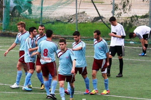 Όλυμπος Κέρκυρας-Φιλοθέη 1-0