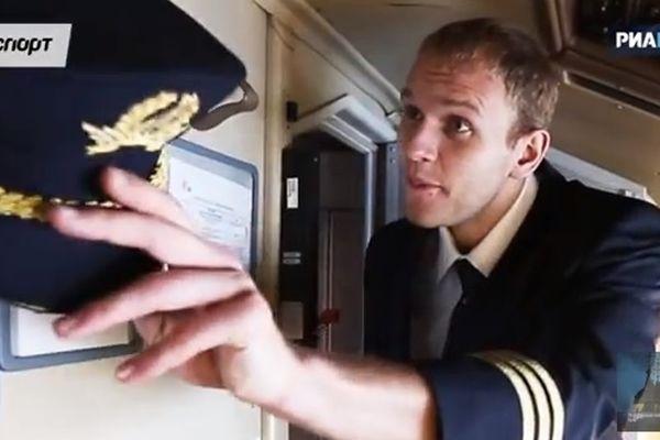 ΤΣΣΚΑ Μόσχας: Πιλότος ο Πονκρασόφ! (video)
