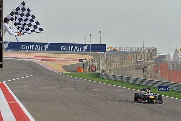 Μπαχρέιν: Τα κλικ της νίκης του Φέτελ και του «διπλού» βάθρου της Λότους (photos)