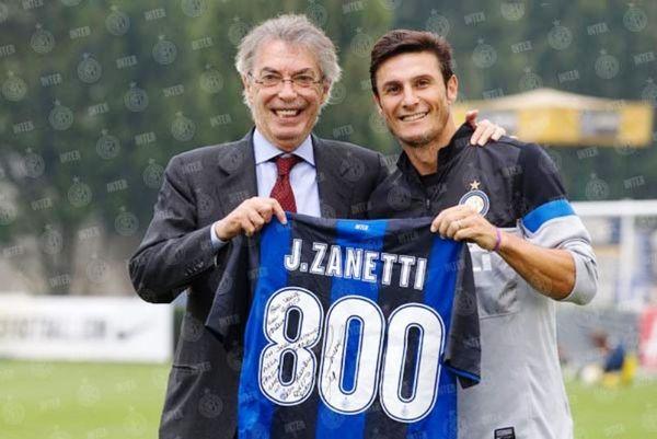 Μοράτι: «Θα επιστρέψει ο Ζανέτι»