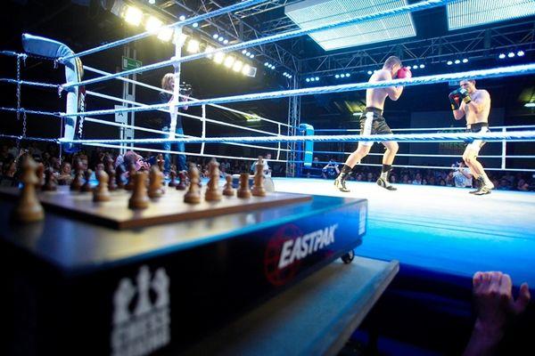 ChessBoxing: Όταν το σκάκι εξελίσσεται σε ξύλο!