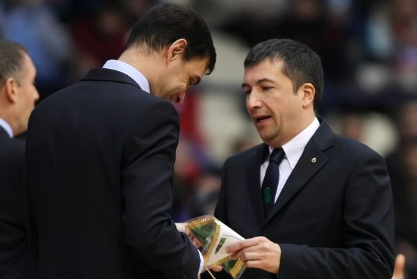 Tέσσερις προπονητές της Ευρωλίγκας συμφωνούν: «Δεν υπάρχει φαβορί» (photos)