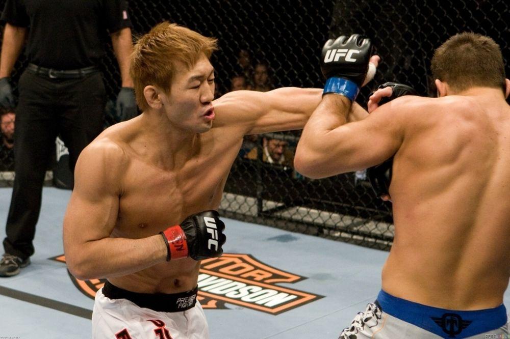 UFC: Προς «Jacare vs Okami»
