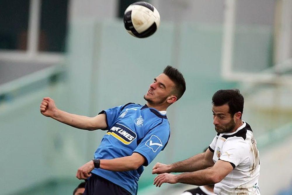 Θρίαμβος και Football League για τα Χανιά, 2-0 την Γλυφάδα