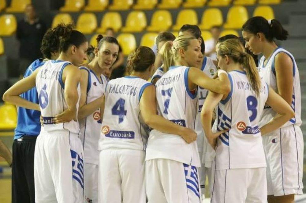 Εθνική Ελλάδας Γυναικών: Κέρδισε και το Ισραήλ