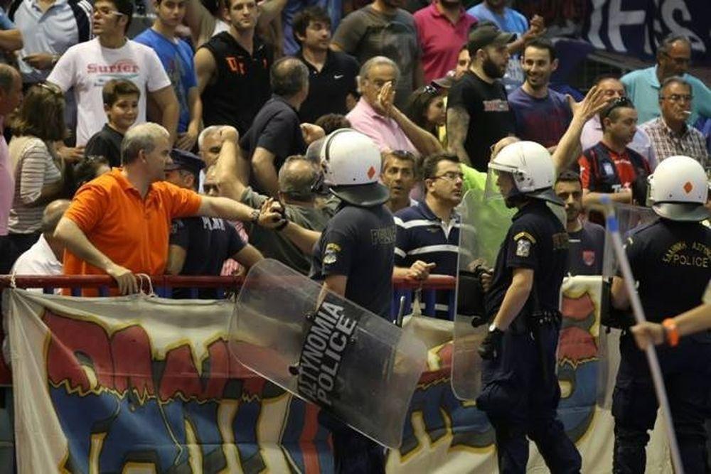 Πανιώνιος: Καταγγέλλει τη στάση της αστυνομίας