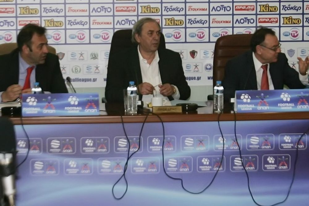Football League: Καταδικάζει τα επεισόδια της αυλαίας