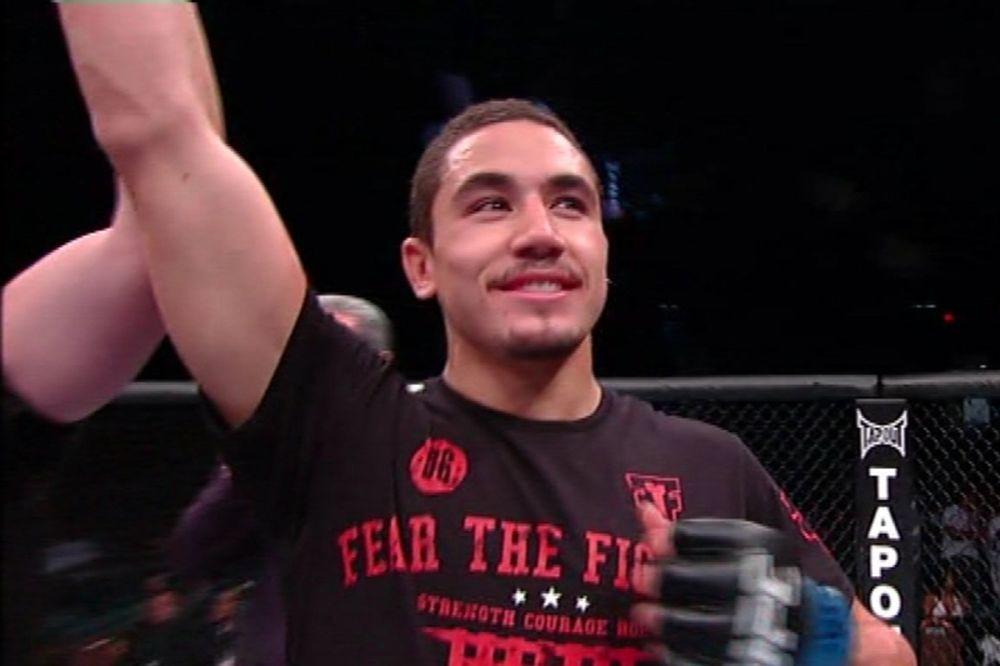 UFC: Η αποστολή αυτοκτονίας του Whittaker