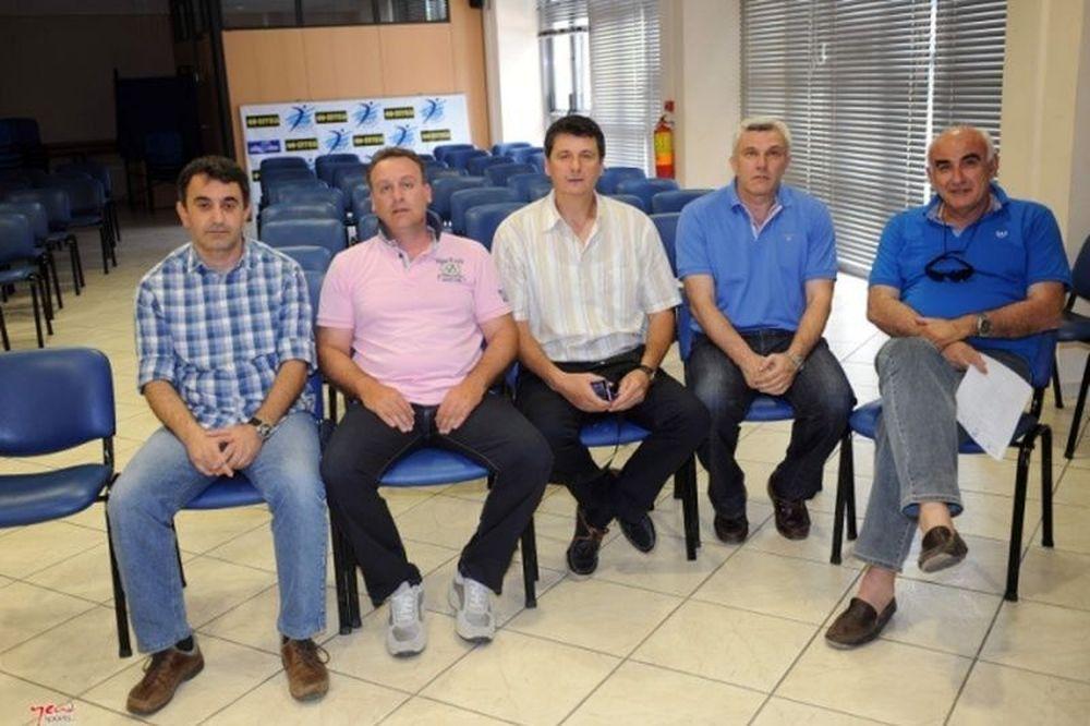 ΕΣΑΠ: Θετικές οι εντυπώσεις των προπονητών