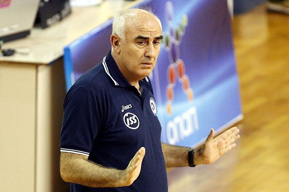 Xαριτωνίδης: «Ο προπονητής είναι και μαθητής»