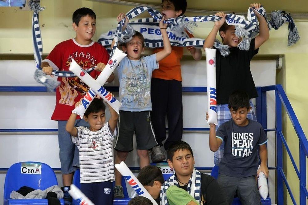 Ρέθυμνο: Τα εισιτήρια με Ολυμπιακό