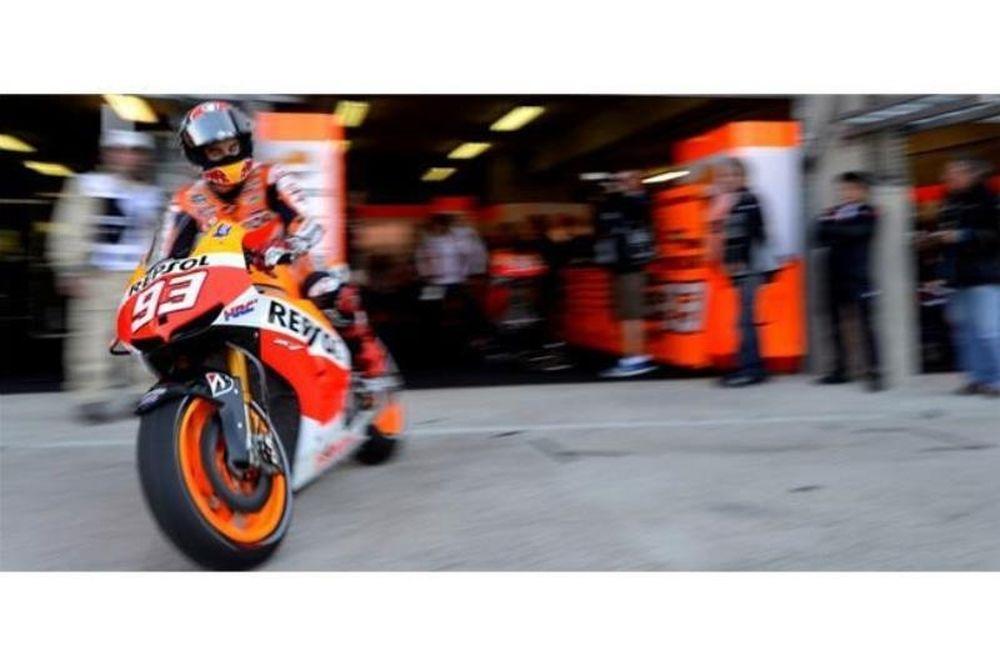 Moto GP: Επιφυλακτικός ενόψει Μουτζέλο ο Μαρκέζ