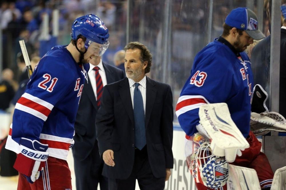 NHL: Απολύθηκε ο Tortorella των Ρέιντζερς