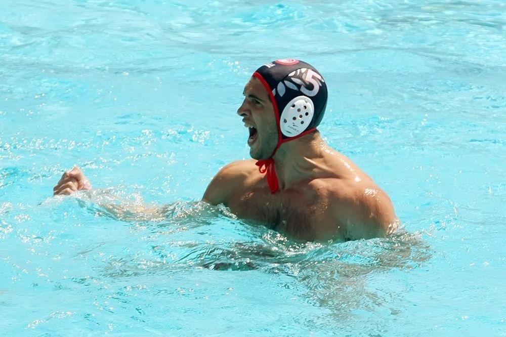 Φουντούλης: «Με βοήθησαν οι συμπαίκτες μου στον Ολυμπιακό»