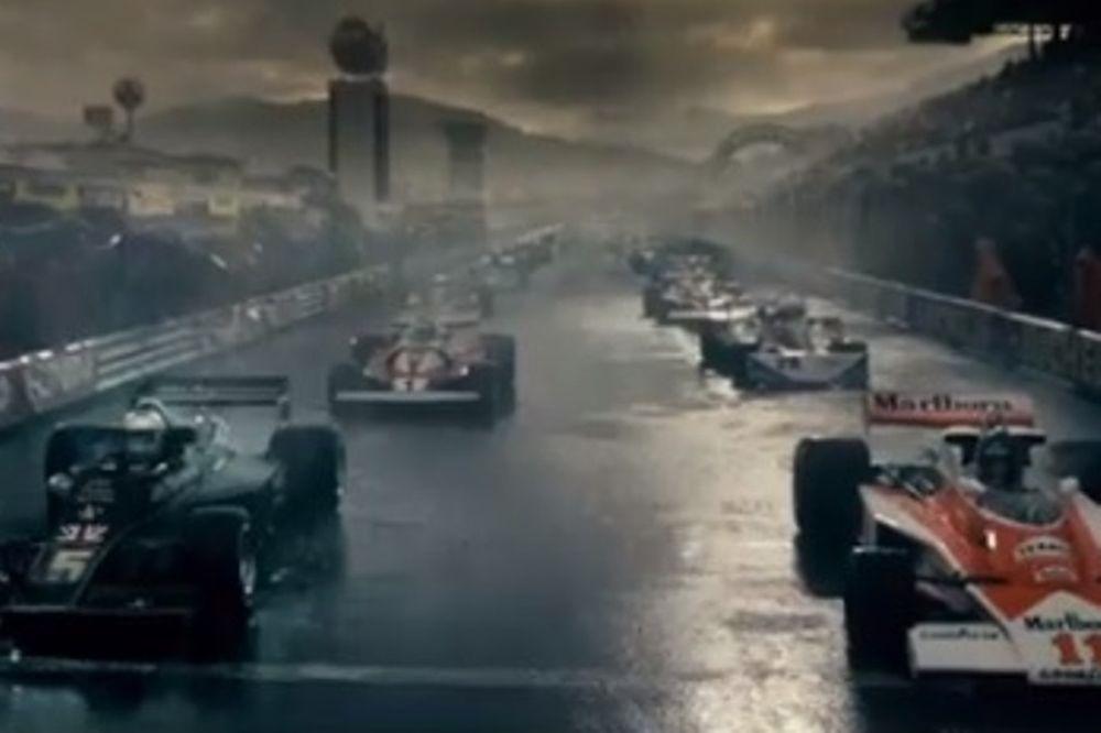 Φόρμουλα 1: Το επίσημο τρέιλερ του «Rush» για την κόντρα Λάουντα – Χαντ (video)