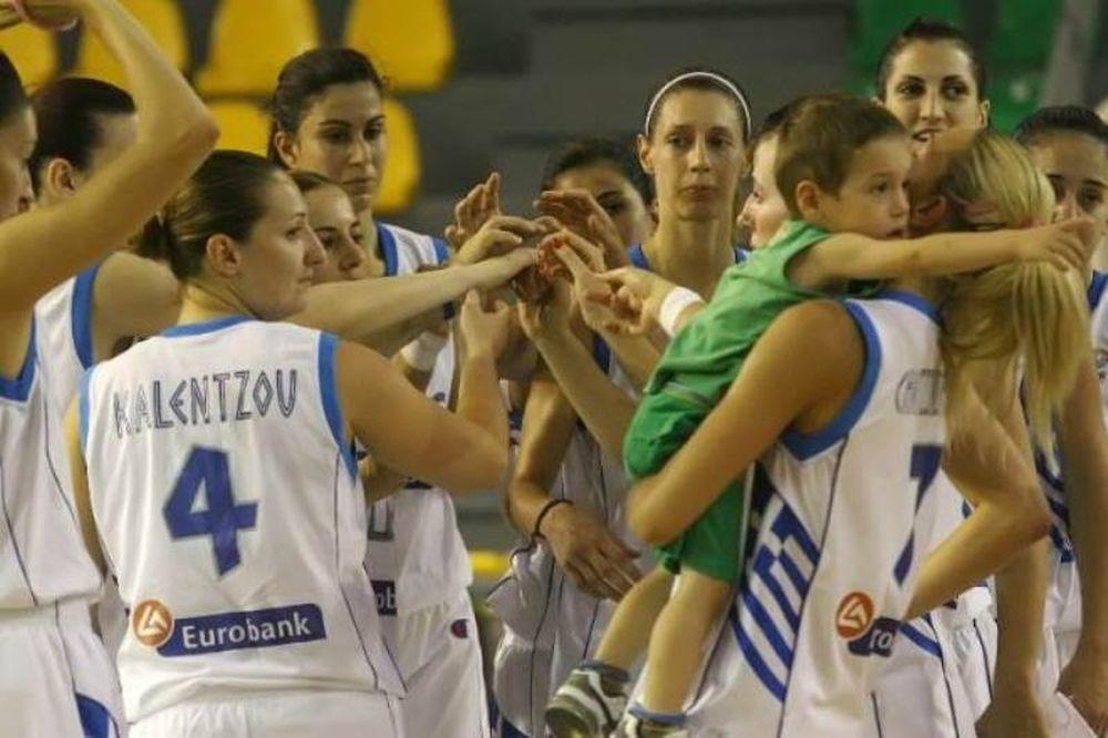 Εθνική Γυναικών: Φιλικά με Βουλγαρία