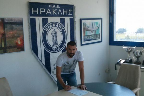 Ηρακλής: Κάτοικος… Θεσσαλονίκης ο Κοντοδήμος