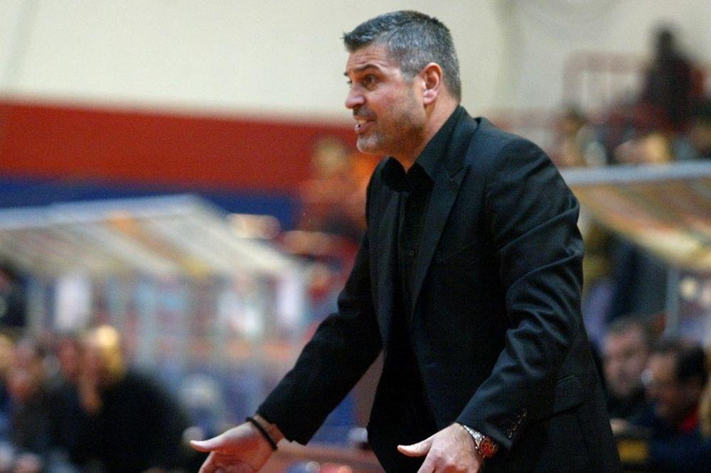 Ηρακλής: Νέος προπονητής ο Τσολάκης