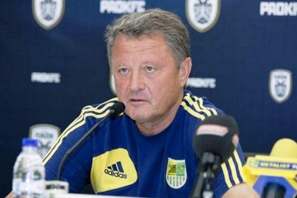 Μάρκεβιτς: «Να προσέξουμε στη ρεβάνς»