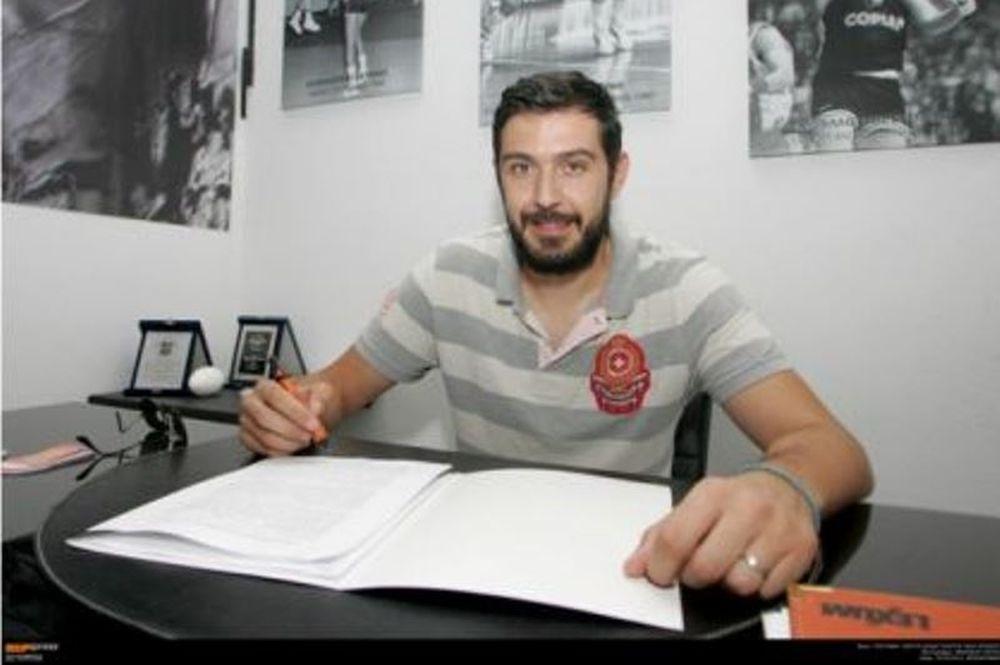 ΠΑΟΚ: Η υπογραφή και η παρουσίαση του Δέδα (photos+video)