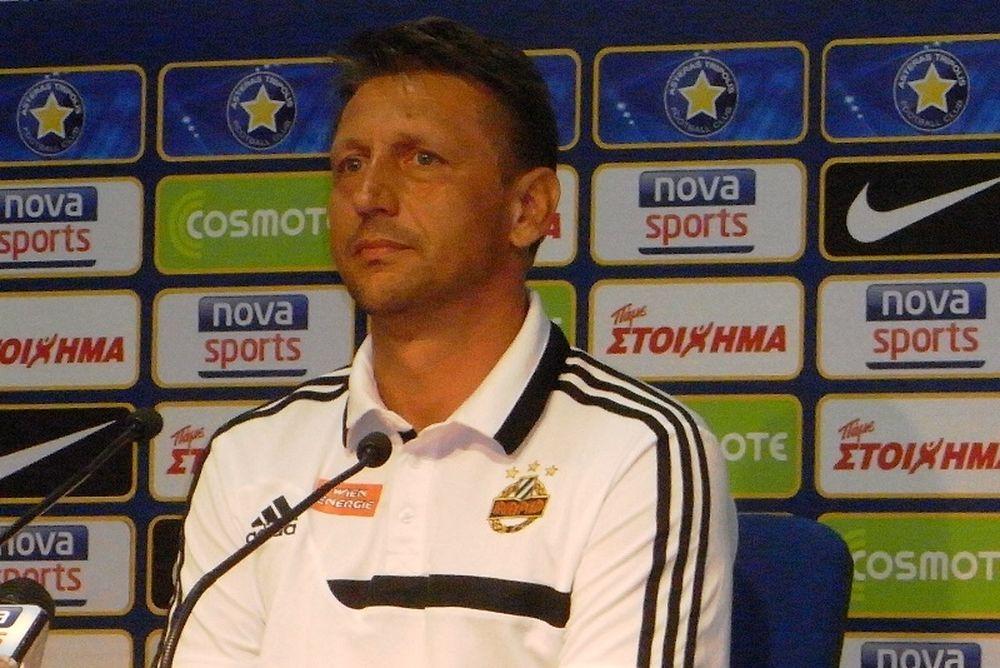Μπάρισιτς: «Σέβομαι τον Αστέρα»