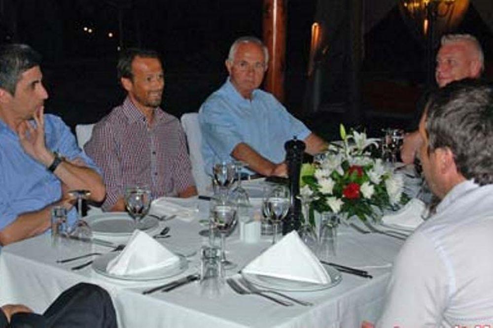 Skoda Ξάνθη: Δείπνο στη διοίκηση της Σταντάρ