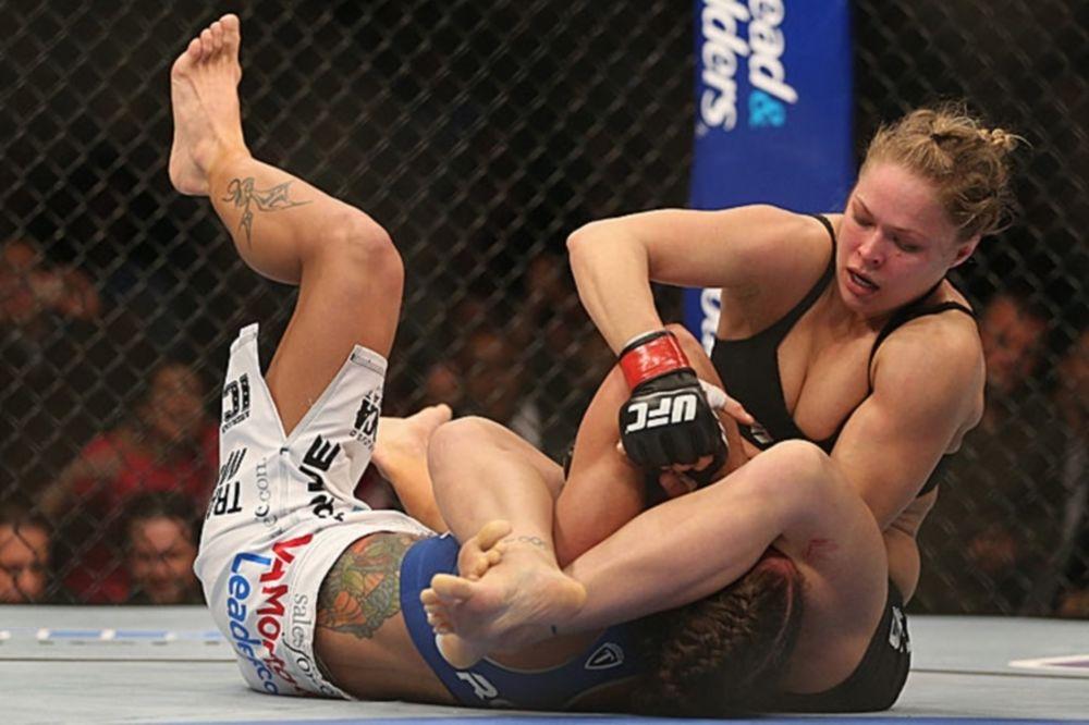 UFC: Αργεί νέα γυναικεία κατηγορία