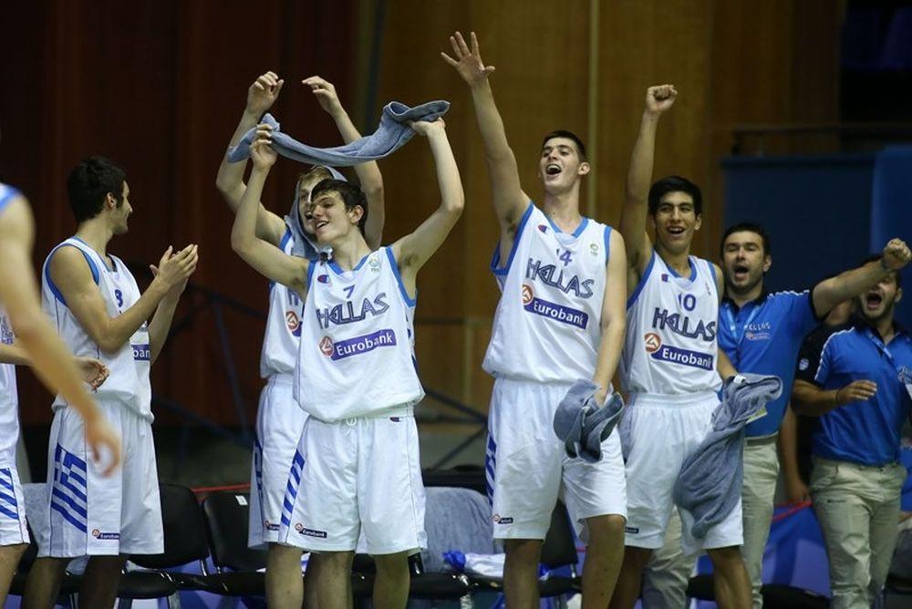 Εθνική Ελλάδας Παίδων: Τα μετάλλια και ο νέος πρωταθλητής Ευρώπης (video)