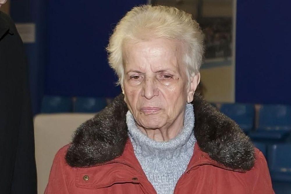 Θεσσαλονίκη: «Έφυγε» η Χρυσάνθη Στεφανίδου