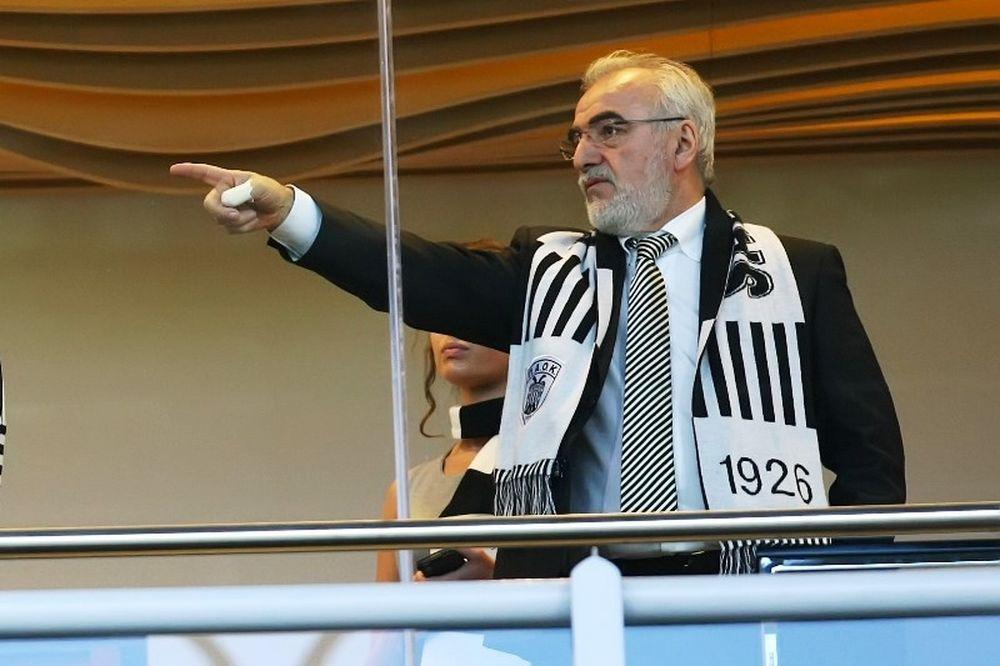 Σαββίδης: «Γήπεδο 35.000 θέσεων και επένδυση 80 εκατ. ευρώ»