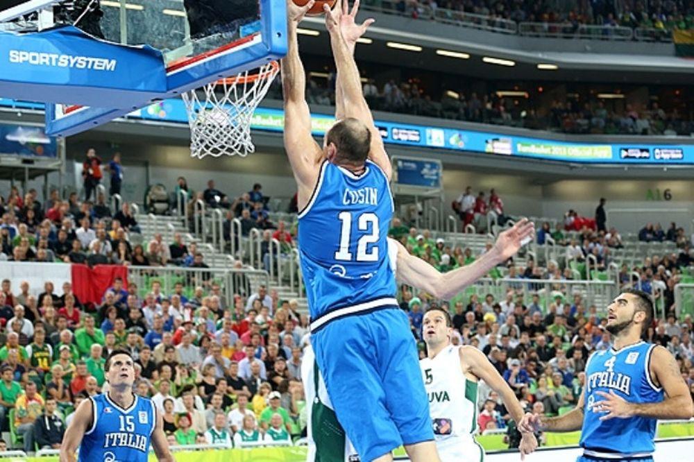 Ευρωμπάσκετ: Ημιτελικός με... πράσινο χρώμα