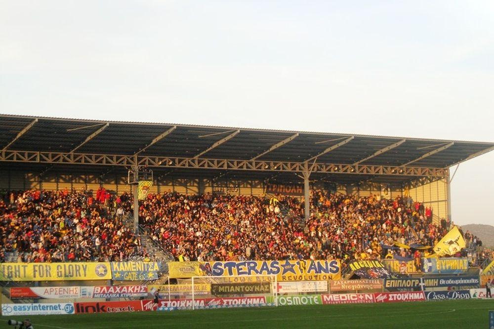 Αστέρας Τρίπολης: Τα εισιτήρια με Καλλονή