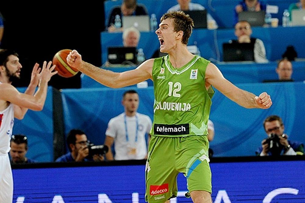 Σλοβενία: Έτσι προκρίθηκε στο Μουντομπάσκετ (video)