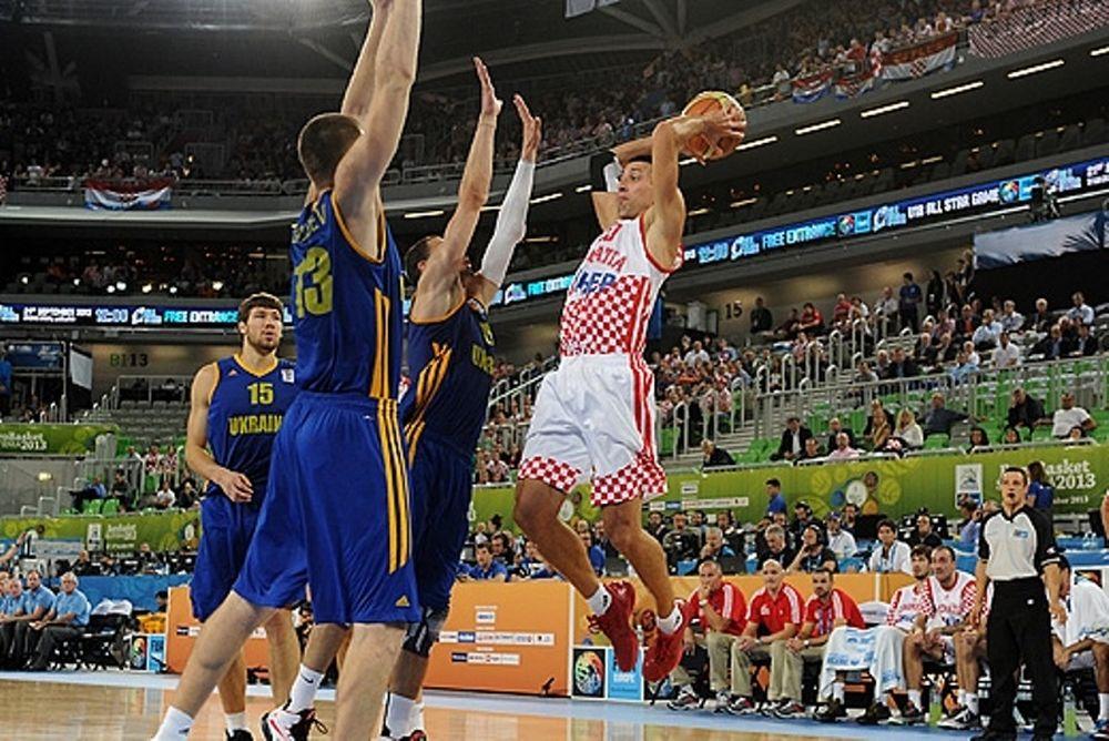 Ευρωμπάσκετ: Στα ημιτελικά η Κροατία