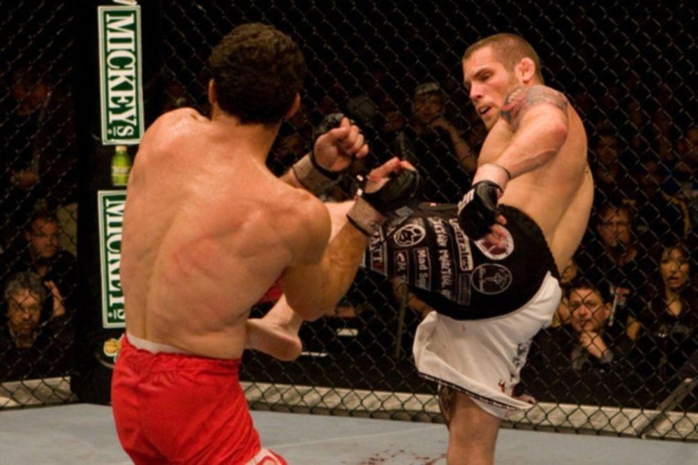 UFC: Καλύτερα ο Matt Grice