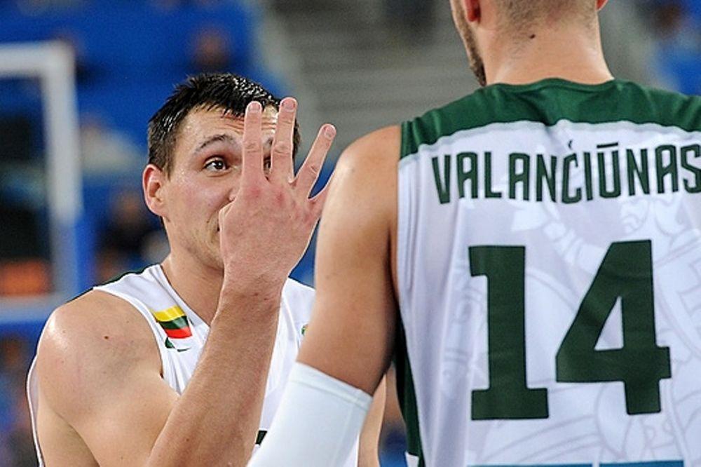 Ευρωμπάσκετ: Κόντρα Ματσιούλις και Ούκιτς στα ημιτελικά!