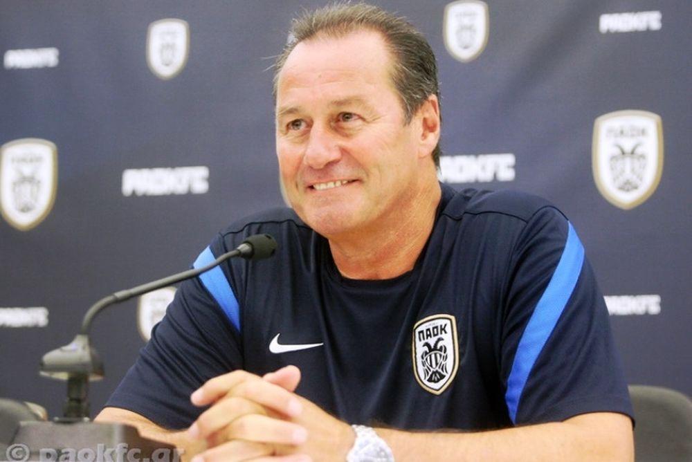 Στέφενς: «Έχει την αίσθηση του γκολ ο Βούκιτς»